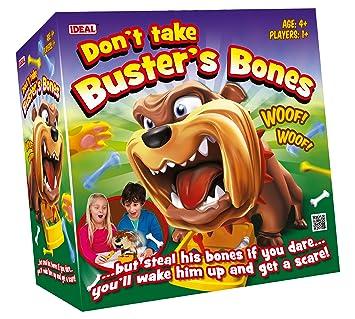 Don't Take Buster's Bones – Jeu de Societé Croc Dog Version Anglaise