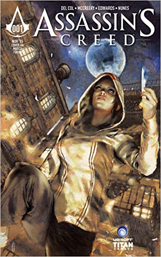 Assassin's Creed: Assassins #1 (Assassin's Creed: Assassins: 1)
