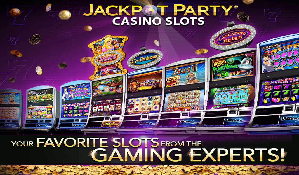jackpot party casino list of games