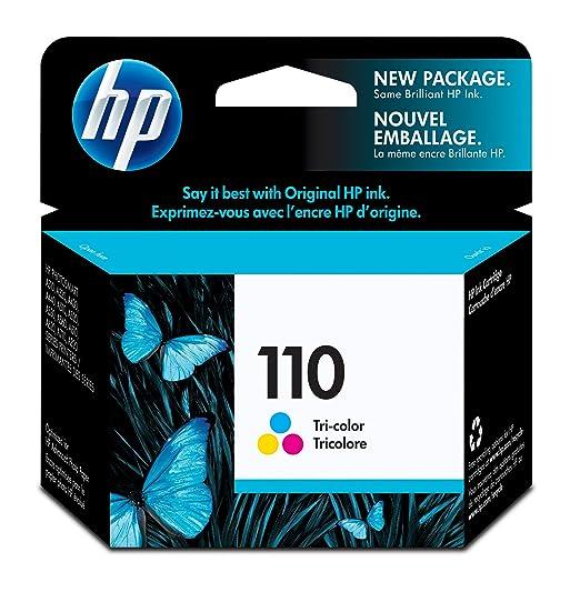 HP 110 Cartouche d'encre d'origine Cyan Magenta Jaune