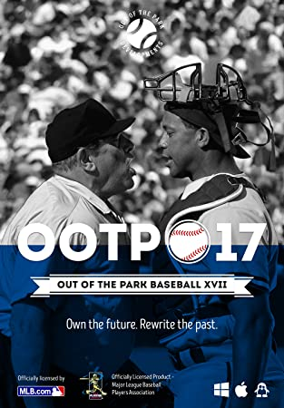 Out of the Park Baseball 17 [Online Game Code]