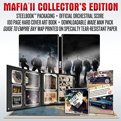 Descargar Mafia 2 Special Extended Edition PS3