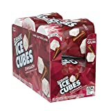 Ice Breakers Ice Cubes Sugar Free Xylitol Gum, Cinnamon, 40 Piece (Pack of 6) (Color: Cinnamon, Tamaño: 19.44 Ounce)