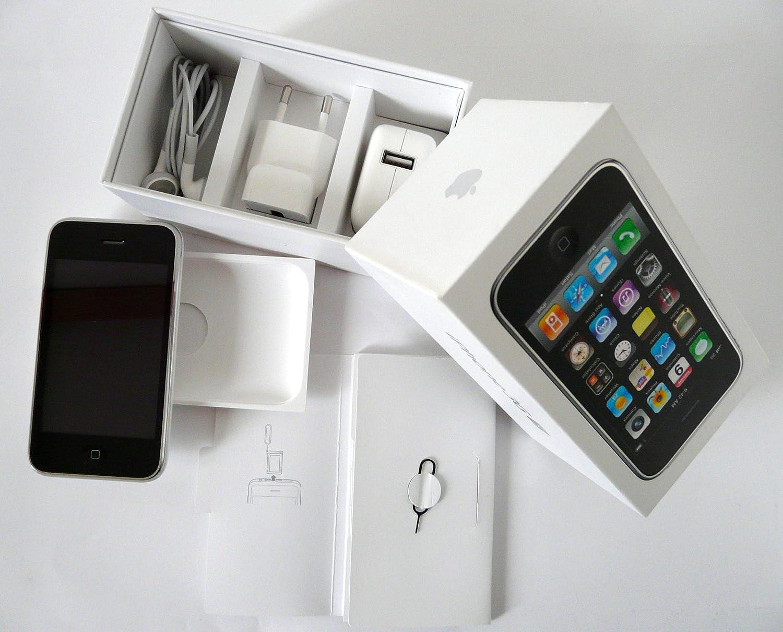 Comparer APPLE IPHONE 3GS BLANC 32GO