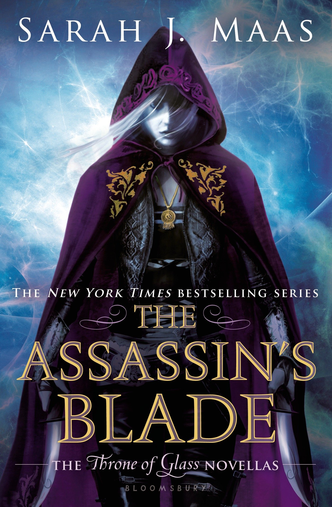 The Assassin's Blade (Throne of Glass #0.1-#0.5) by Sarah J. Maas
