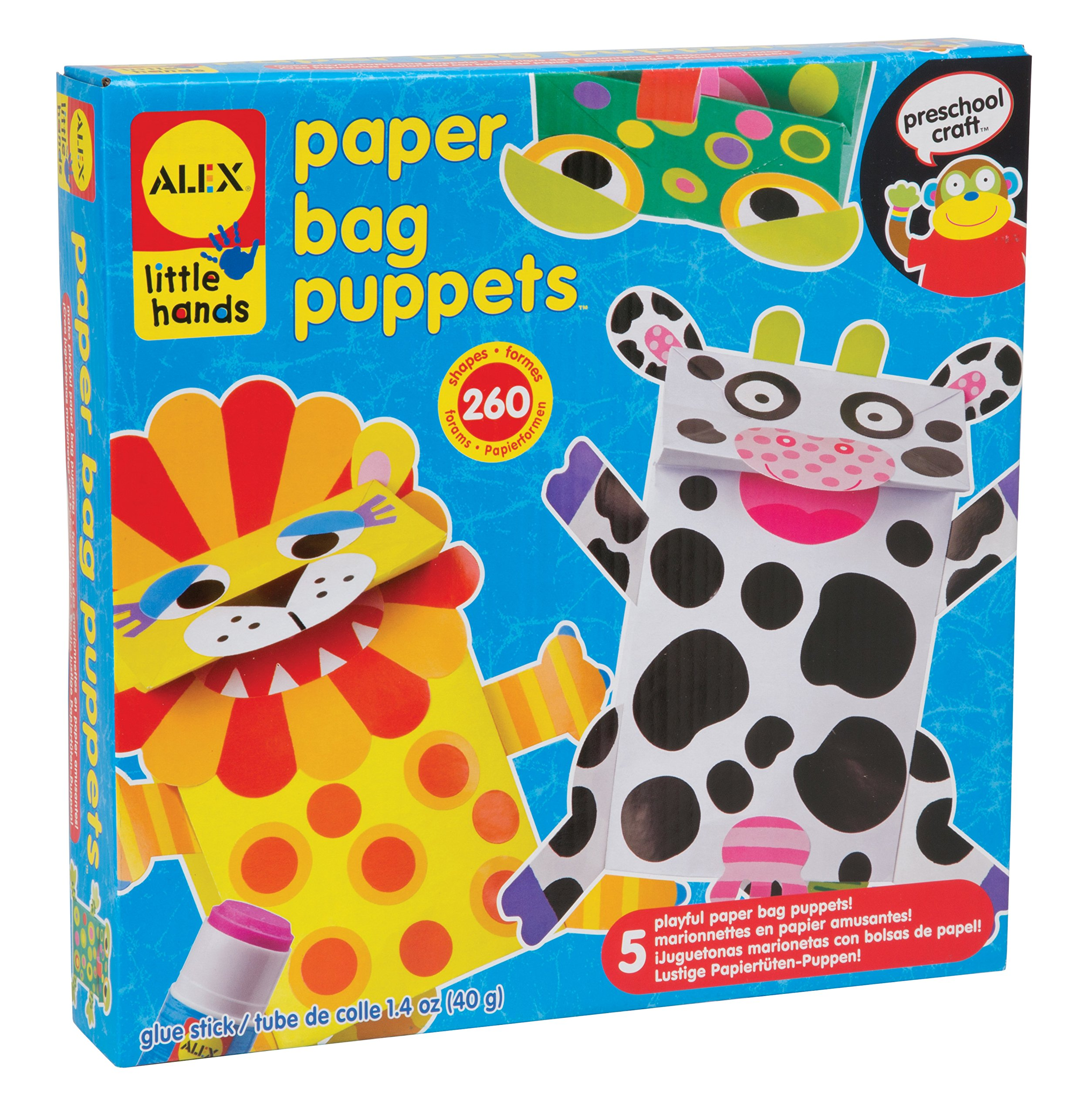 Buy Paper Bag Puppets Now!