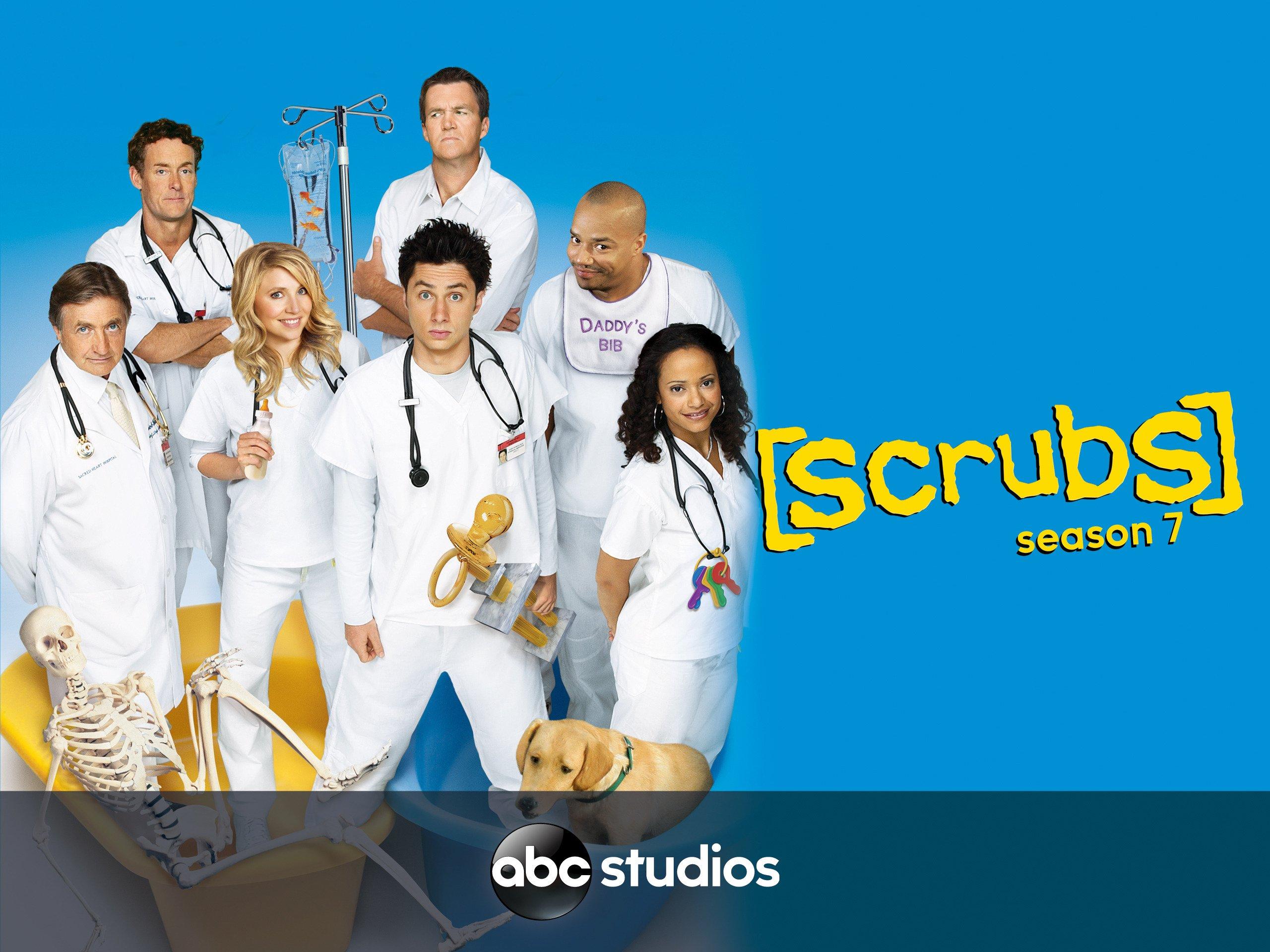 Scrubs - Season 7