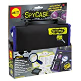 ALEX Toys Undercover Spy Case Detective Gear Set (Color: Black)