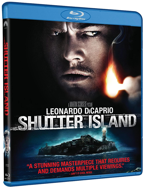 Shutter Island (2010) (BD) (Blu-ray)