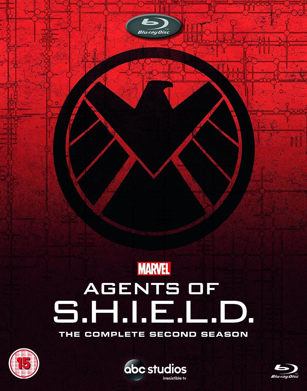 Agents Of Shield Staffel 2 Blu Ray Deutsch