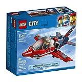 LEGO City Airshow Jet 60177 Building Kit (87 Piece)