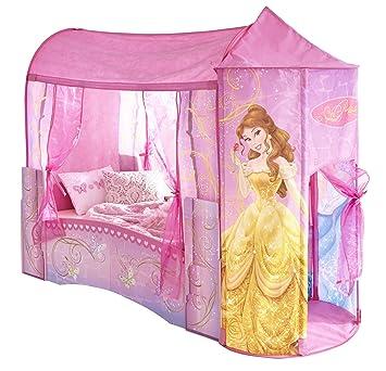 worlds apart 864219 classique lit lit pour enfant disney princesses en en forme de ch teau. Black Bedroom Furniture Sets. Home Design Ideas