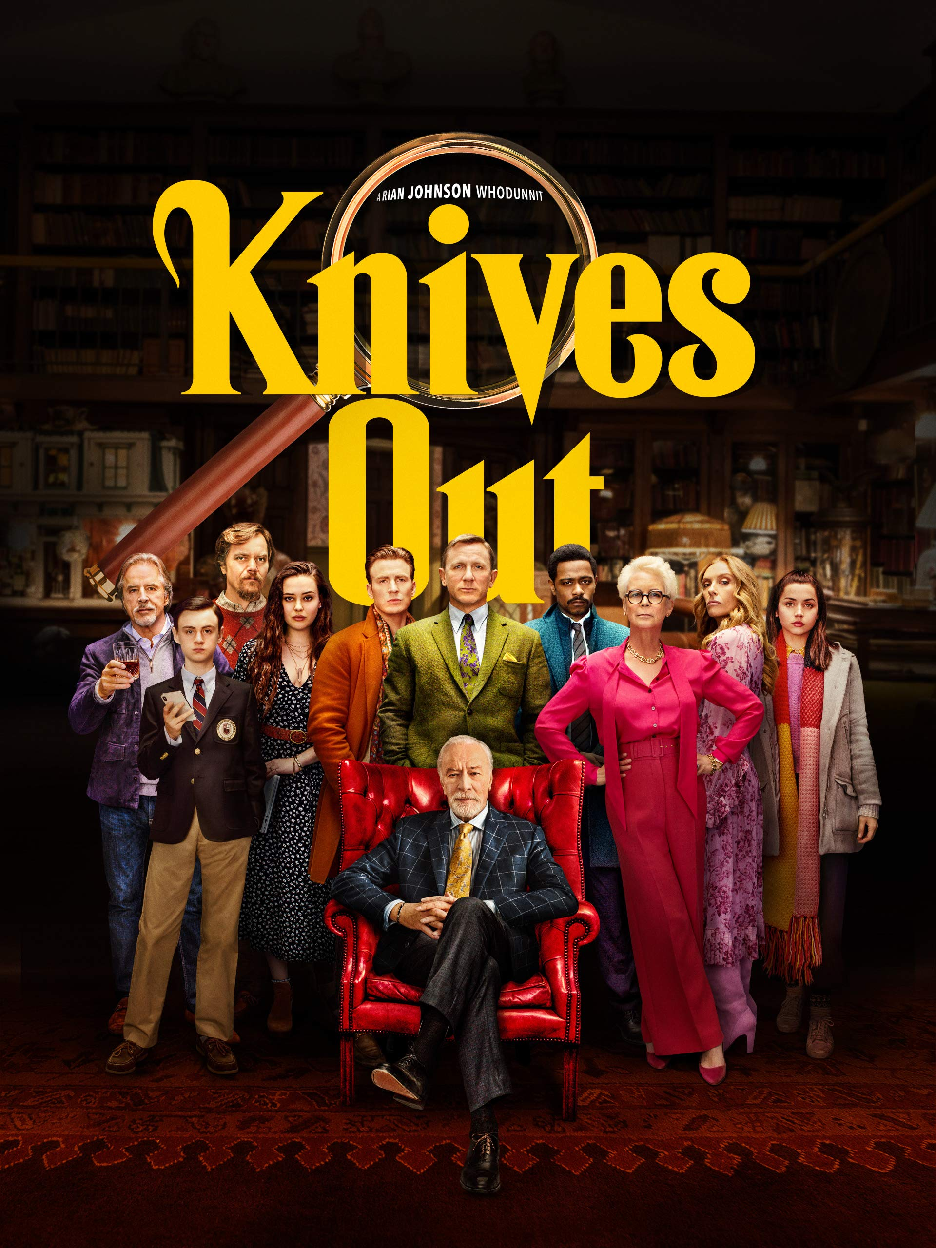 Knives Out (4K UHD) on Amazon Prime Video UK