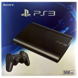 Sony PlayStation 3 500GB Console - SPANISH PACKAGING + SPANISH MANUAL