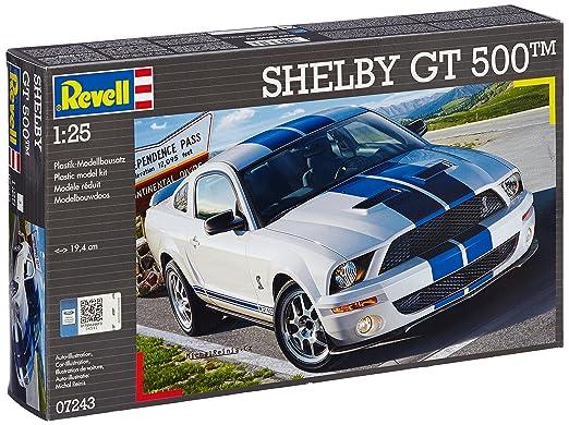 Revell - 7243 - Maquette de Voiture - Shelby GT 500