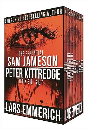 The Essential Sam Jameson / Peter Kittredge Box Set: SEVEN bestsellers from #1 Bestselling Author Lars Emmerich