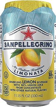 24-Pk. San Pellegrino Sparkling Fruit Beverages Cans