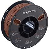 AmazonBasics PLA 3D Printer Filament, 1.75mm, Copper, 1 kg Spool (Color: Copper, Tamaño: 1.75mm)
