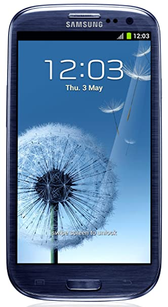 Samsung Galaxy S3 Smartphone 3G+ Android 16 Go Bleu