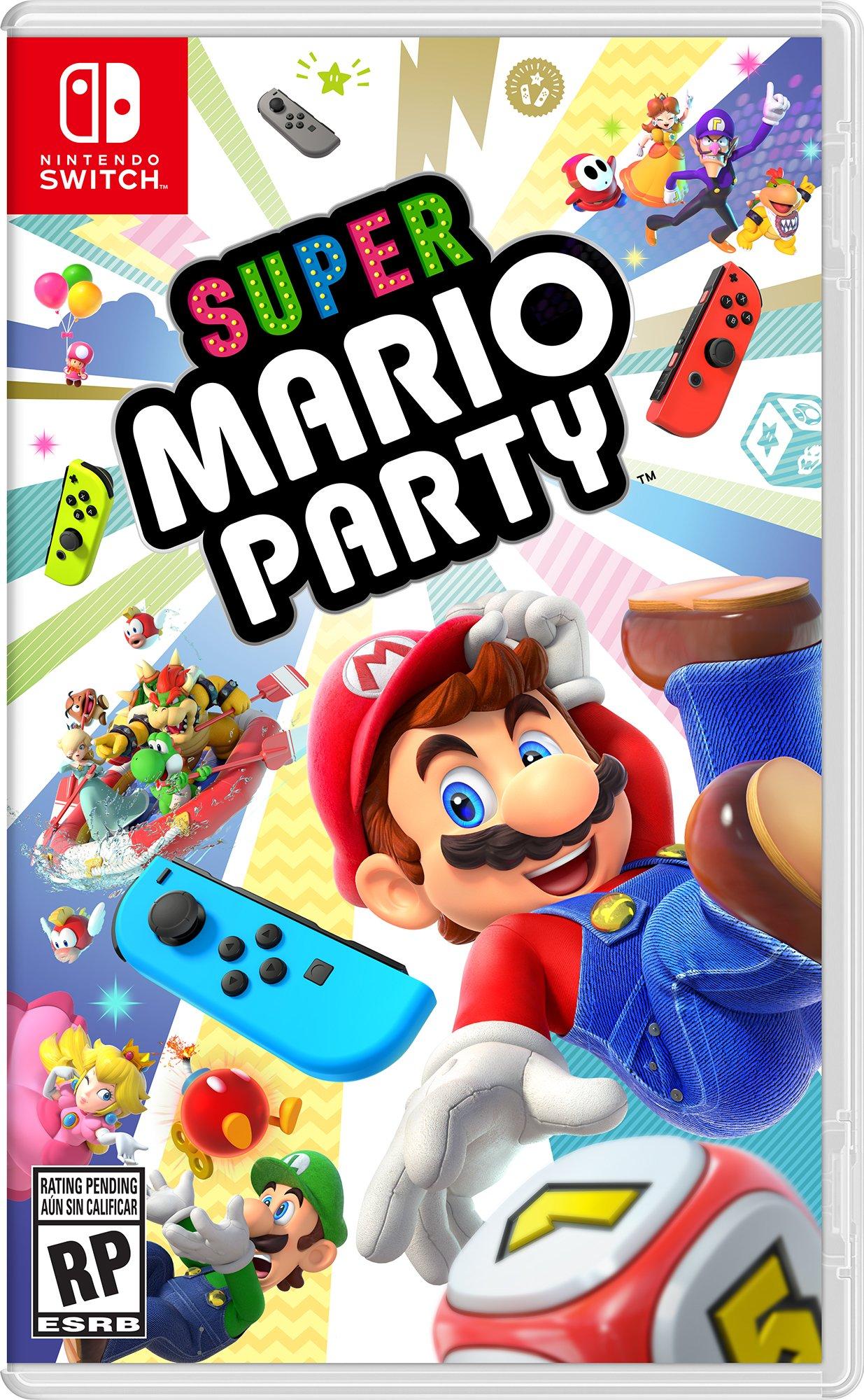 Buy Super Mario Party Now!