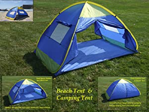 Genji Sports Pop Up Outdoor Family Tent