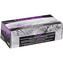"""Ansell Conform 69-210 Latex Glove, Powdered, Disposable, Rolled Beaded Cuff, 9"""" Length, 5 mils Thick"""