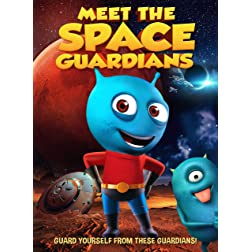 Meet The Space Guardians