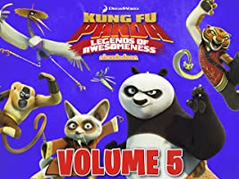 Kung Fu Panda: Legends of Awesomeness Season 5