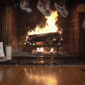 christmas fireplace live wallpaper appstore