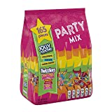 HERSHEY'S Candy Party Mix (Jolly Rancher, Twizzlers) 165 Count Bulk Candy