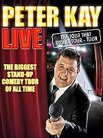 Peter Kay Live: The Tour That Didn't Tour - Tour