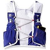 Salomon Advanced Skin Backpack (5 Set), Spectrum Blue, X-Large (Color: Spectrum Blue/White, Tamaño: X-Large)