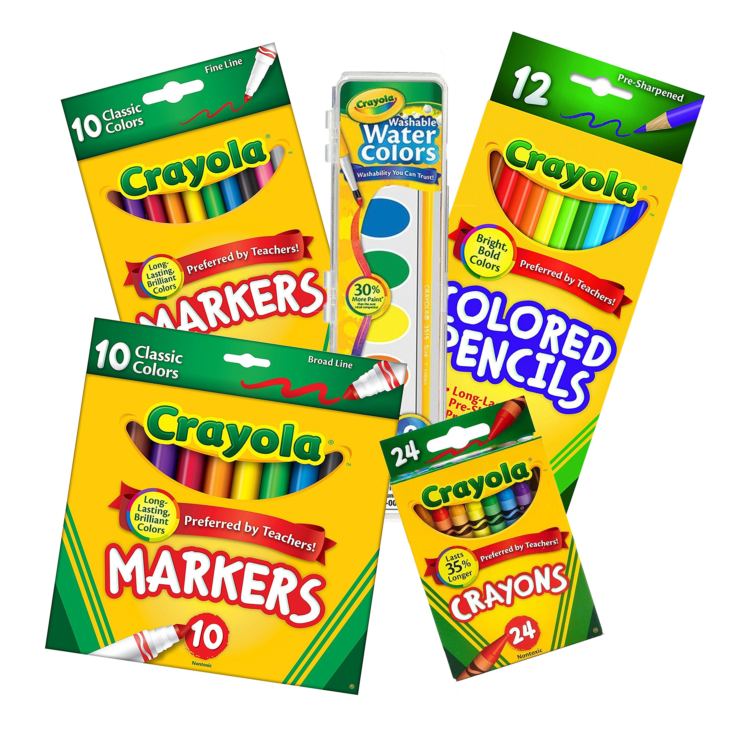 Crayola Core Pack