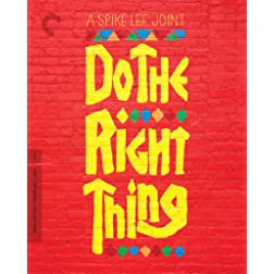 Do The Right Thing 1989  The Criterion Collection  2019 [Blu-ray]