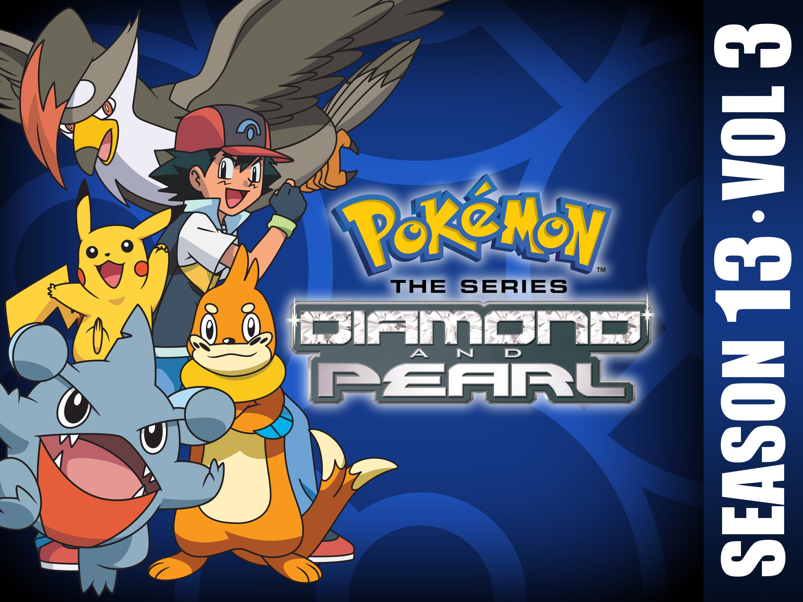 Pokémon the Series: Diamond and Pearl on Amazon Prime Video UK
