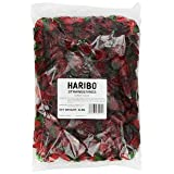 Haribo Gummi Candy, Strawberries, 5-Pound Bag (Tamaño: 5.0 pounds)