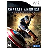 Captain America: Super Soldier - Nintendo Wii