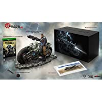 Gears of War 4 Collector's Edition Outsider Variant (Includes Ultimate Edition SteelBook + Season Pass) for Xbox One