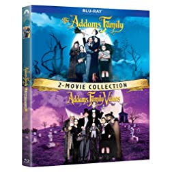 The Addams Family / Addams Family Values 2 Movie Collection [Blu-ray]