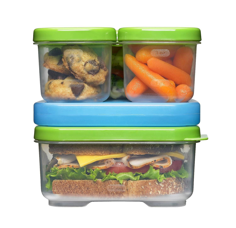 Rubbermaid Lunchblox Sandwich Kit Amazon Lightning Deal
