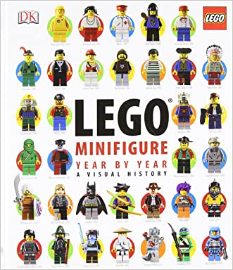 LEGO Minifigure Year by Year: A Visual History (Library Edition)
