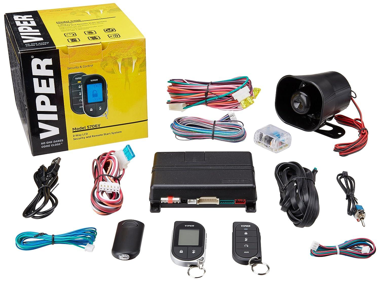 Viper 5706V 2-Way Car Security