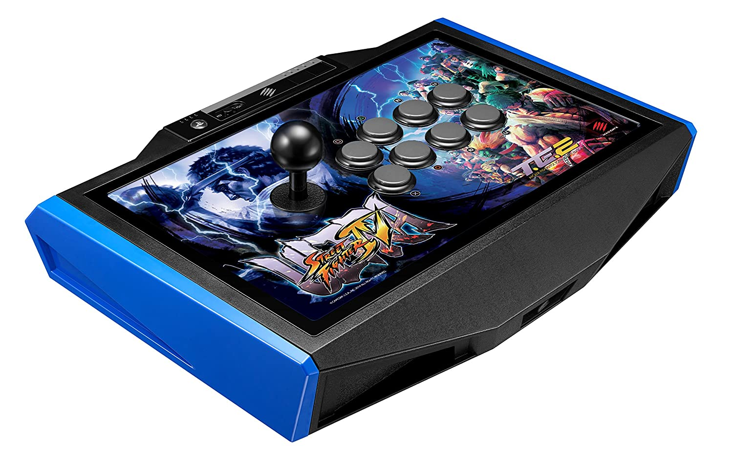 Mad Catz Ultra Street Fighter Iv Ps4 And Ps3 Arcade