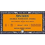 Arches Watercolor Paper Block, Rough, 5.9