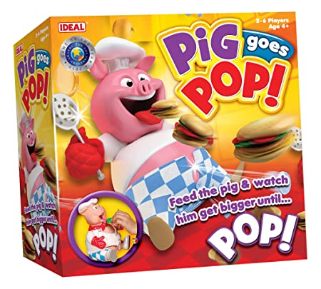 Pig Goes Pop – Jeu de Societé Cuisto Dingo Version Anglaise