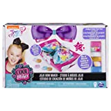 Cool Maker - JoJo Siwa Bow Maker with Rainbow and Unicorn Patterns, for Ages 6 and Up (Color: Multicolor)
