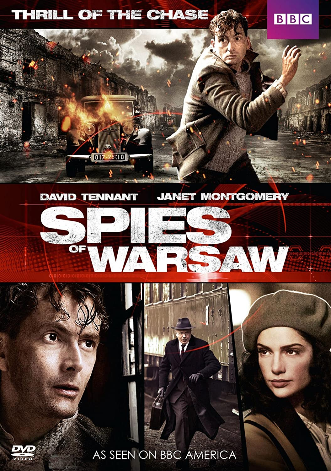 Spies Of Warsaw  | Dvdrip | French