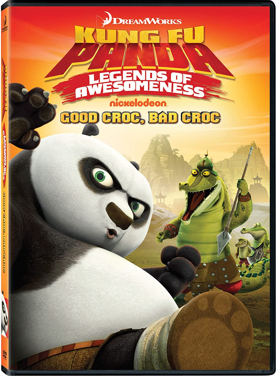 Kung Fu Panda: Legends of Awesomeness - Good Croc, Bad Croc