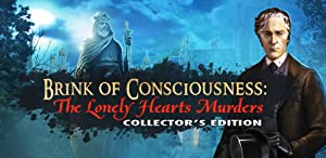 Brink of Consciousness: The Lonely Hearts Murders Collector's Edition from Big Fish Games