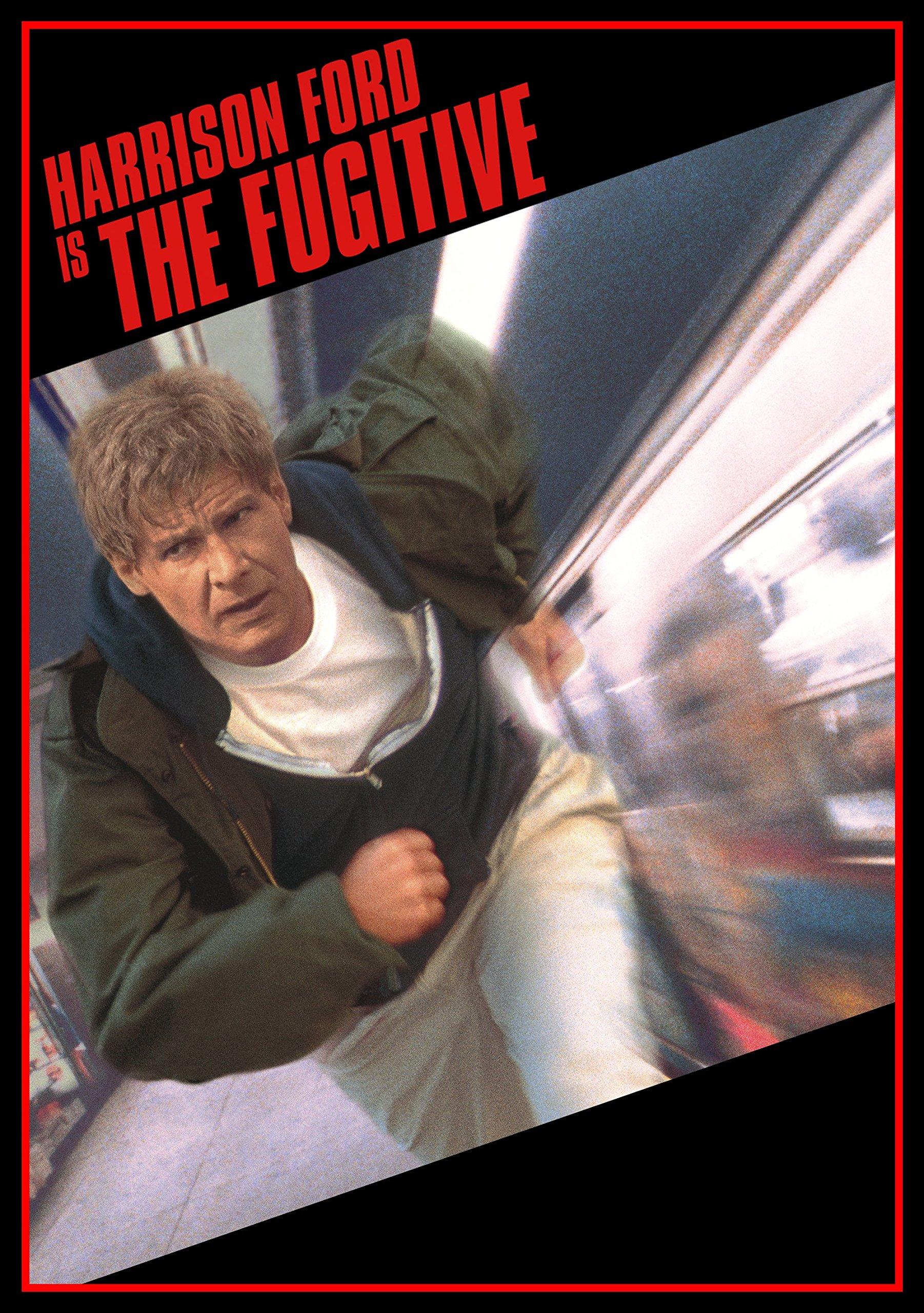 The Fugitive on Amazon Prime Instant Video UK